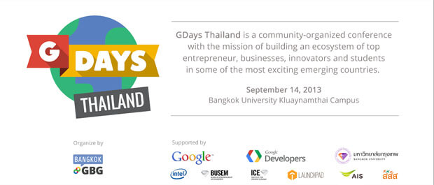 GDays-Thailand-GDG-DevFest-Bangkok-2