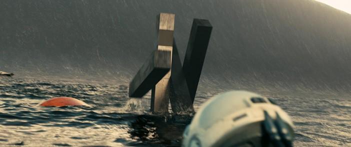 หุ่นยนต์ TARS ฉากหนึ่งในภาพยนตร์ Interstellar