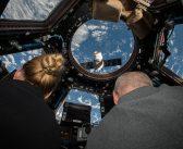 ประมวลภาพ Dragon เทียบท่าของสถานีอวกาศ ISS ในภาระกิจ CRS-9