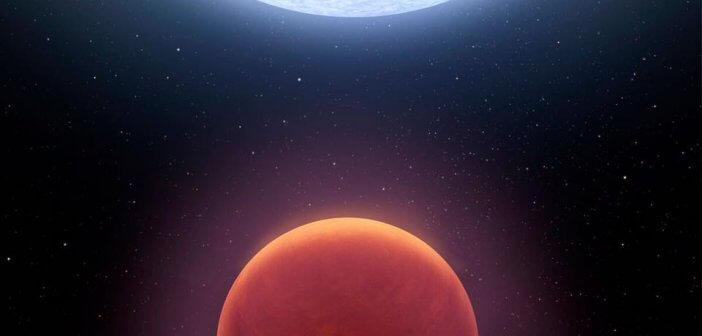 ค้นพบดาวเคราะห์ KELT-9b มีอุณหภูมิสูงกว่าดาวฤกษ์