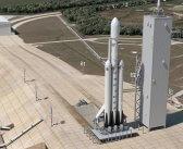 จรวด Falcon Heavy ก้าวสำคัญในการส่งมนุษย์ขึ้นสู่อวกาศของบริษัท SpaceX