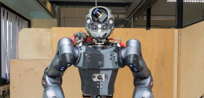 หุ่นยนต์กู้ภัย WALK-MAN จากสถาบันเทคโนโลยีแห่งประเทศอิตาลี (IIT)