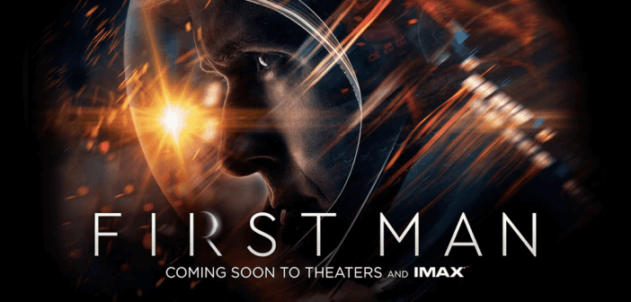 First Trailer 'First Man' Neil Armstrong biographical film