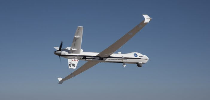 NASA's Ikhana Unmanned Aircraft Systems