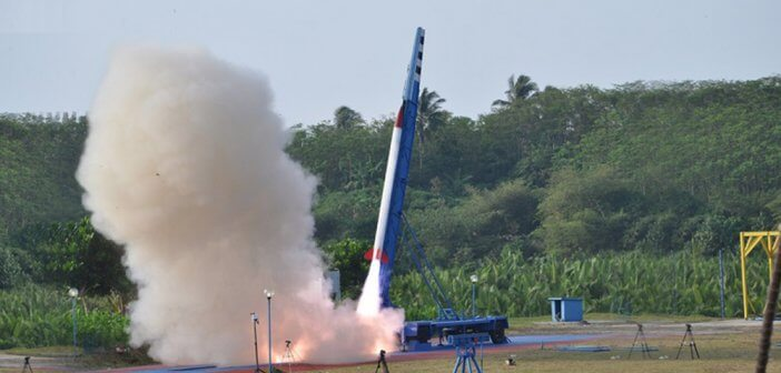 Indonesia launch indigenous orbital rocket by 2040
