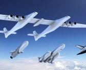 Stratolaunch เปิดตัวจรวดและเครื่องบินอวกาศที่พร้อมเดินทางไปอวกาศด้วยเครื่องบินลำใหญ่ที่สุดในโลก