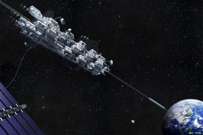 Japan testing space elevator , obayashi.co.jp